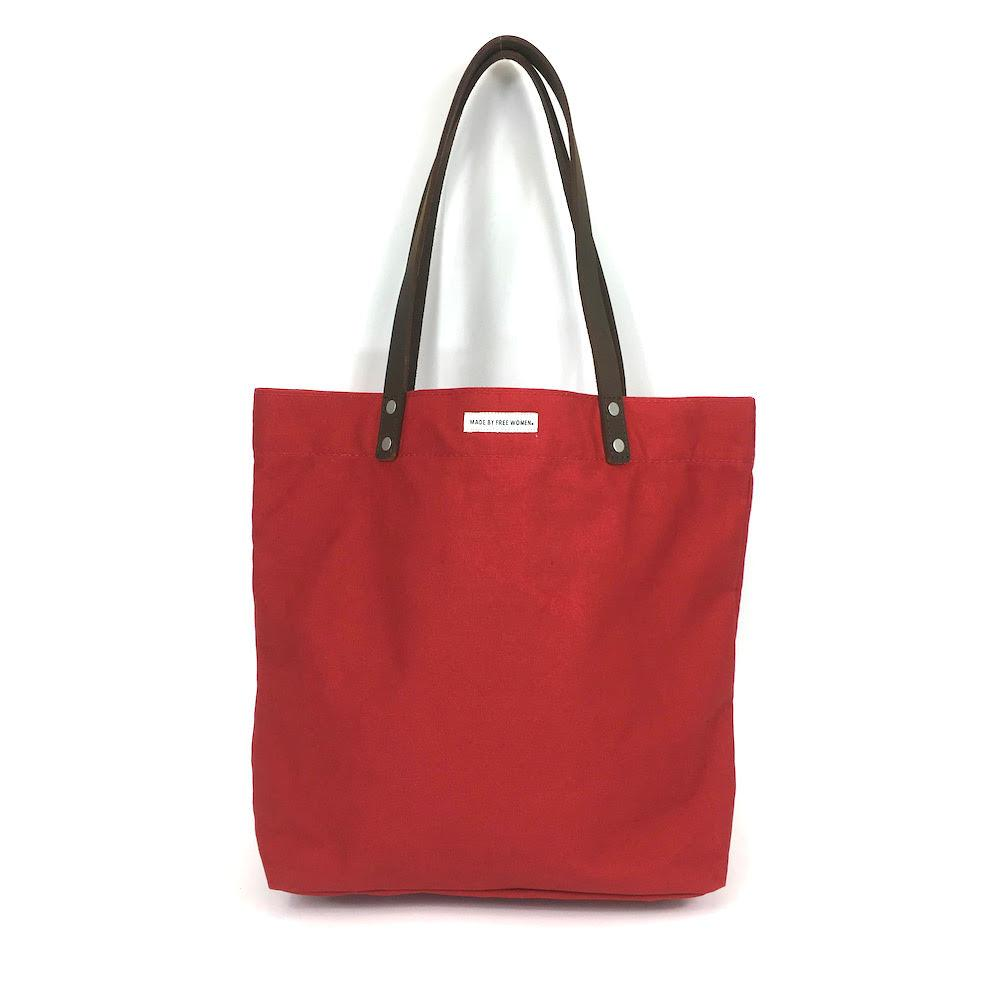 DAY TOTE | RED