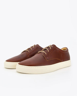Diego Low Top Sneaker Brandy