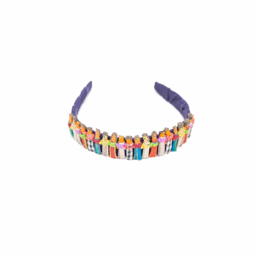 Worry Doll Headband