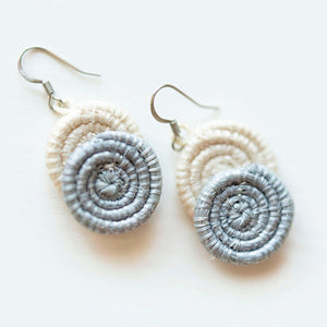 Kinga Woven Earrings