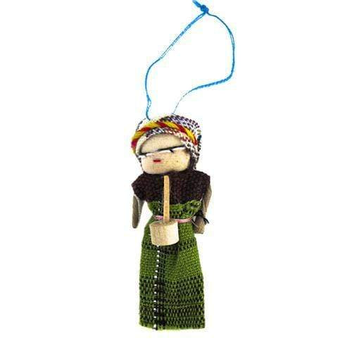 Worry Doll Ornament