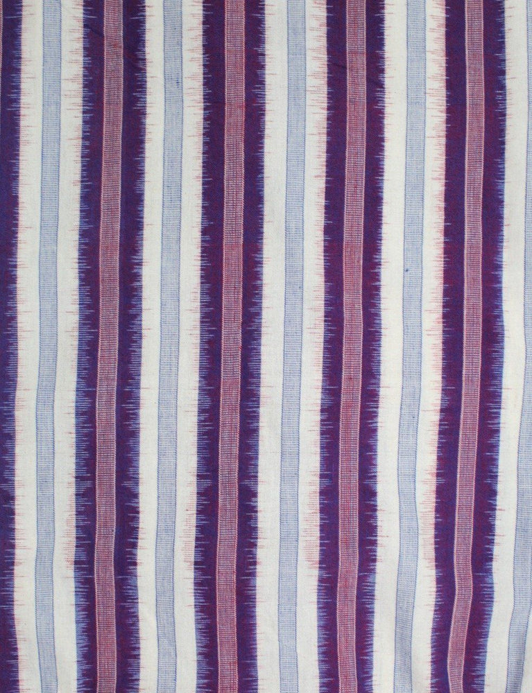 Plum Striped Skirt - Passion Lilie - Fair Trade - Ethically Made Cotton ?id=7977943597114