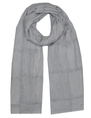 Green Dash Organic Jersey Scarf - Passion Lilie - Fair Trade - Ethically Made Cotton ?id=7661175996474