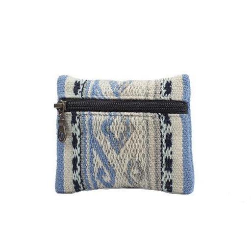 Coin Purse in Northern Wave