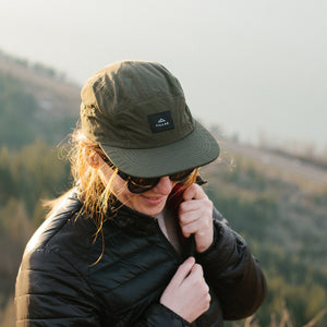 Wallowa Camp Hat