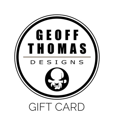 Geoff Thomas Designs Digital Gift Card