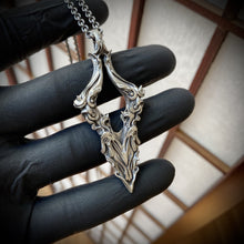 Load image into Gallery viewer, Victory Pendant II Sterling Silver
