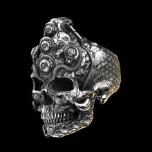 Load image into Gallery viewer, TechSkull.5 Ring