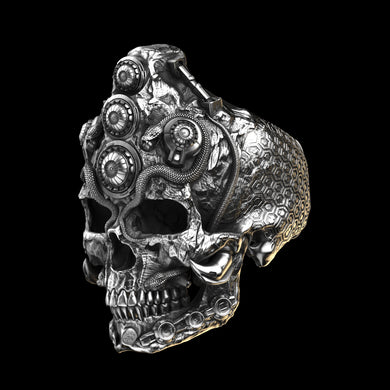 TechSkull.5 Ring