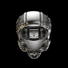 Load image into Gallery viewer, TechSkull.6 Ring Sterling