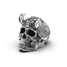 Load image into Gallery viewer, TechSkull.3 Ring