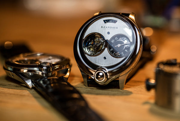 4 Independent Watchmakers You Probably Didn't Know About