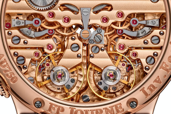 F.P. Journe Chronomètre à Résonance and Tourbillon Souverain