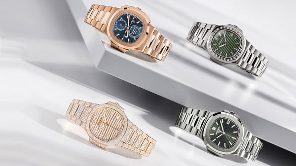 The Four Patek Philippe Nautilus 2021 Novelties