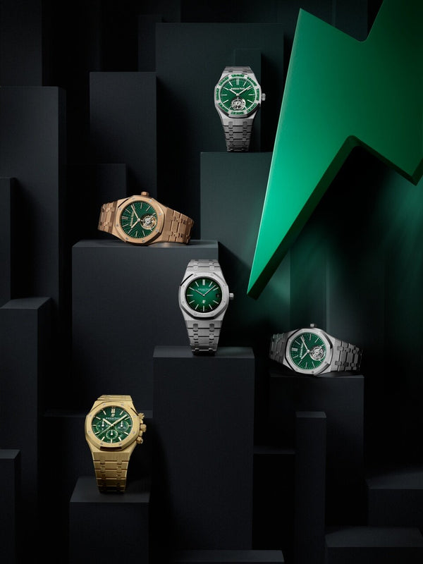 RELEASED: Audemars Piguet's 2021 Novelties