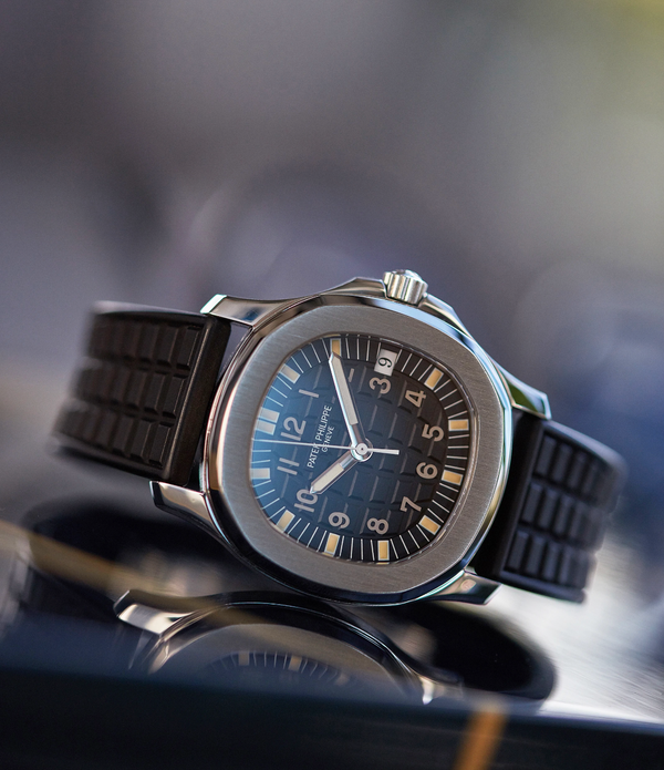 Is Patek Philippe's Aquanaut a modern icon?