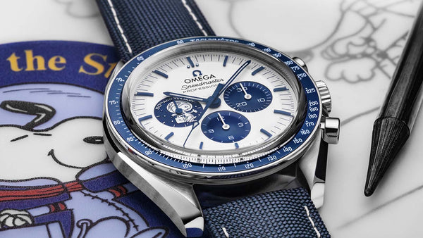 Why the hype? Omega's Speedmaster Silver Snoopy Award release explained