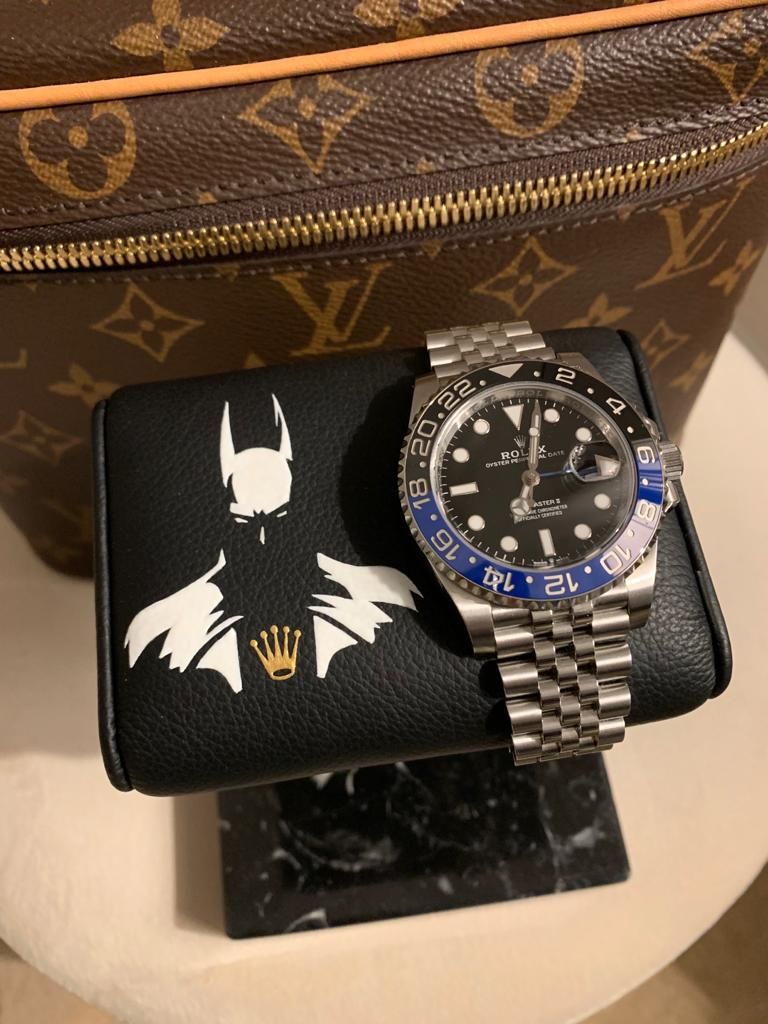 TWS x MG - Batman - The Watch Stand