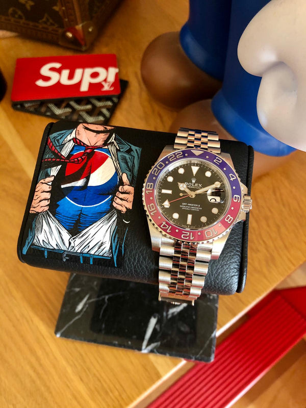 TWS x MG - Pepsi - The Watch Stand