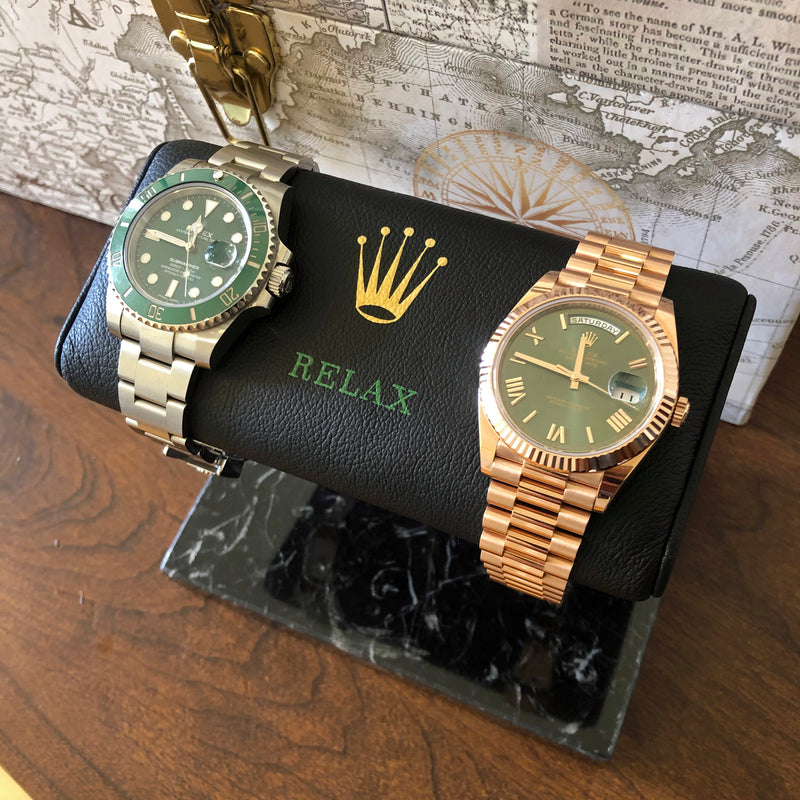 TWS x MG - Relax - Duo - The Watch Stand