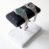 The Watch Stand Duo - Silver