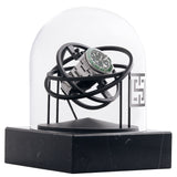 Watch Winder One Planet Double Axis - Black
