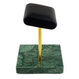 The Watch Stand - Green & Gold
