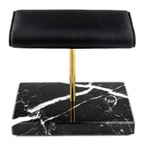 The Watch Stand Duo - Black & Gold