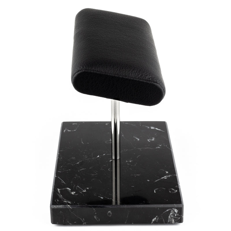The Watch Stand Duo - Black & Silver