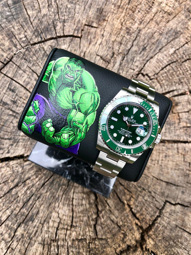 TWS x MG - Hulk - The Watch Stand