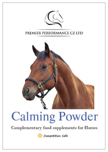 Calming Powder Mint