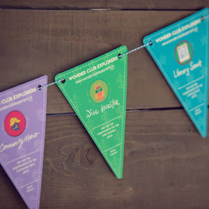 Merit Patches & Pennants