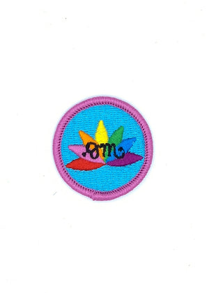 Yoga Yogi Merit Patch