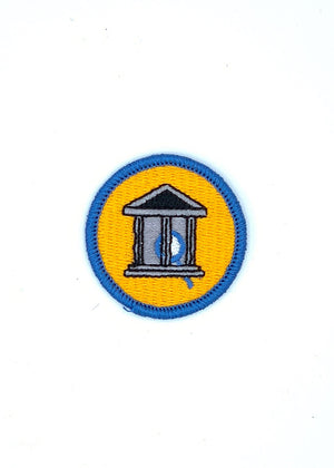 Museum Detective Patch