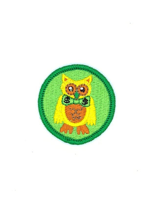 Wise Investor Merit Patch