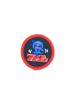 Obstacle Ninja Merit Patch