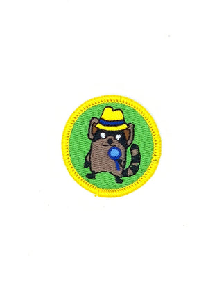 Scavenger Hunter Merit Patch