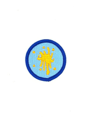 Slime Maker Merit Patch