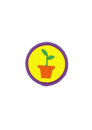 Bean Botanist Merit Patch