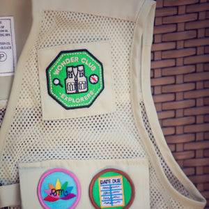 Wonder Club Explorer Adventure Vest