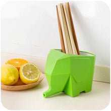 Elephant Cutlery Holder Toothbrush Holder