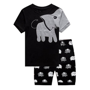 2PCs Baby Short Sleeve set