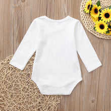 Trendy Romper Newborn Baby Girls Boys Long/slv