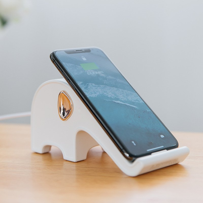 Wireless Elephant Quick Charger