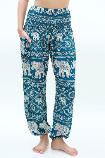 Lin Wang Harem Pants