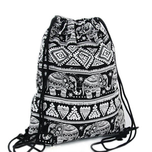 977edf628f Elephant Drawstring Backpack – Sunrise Elephant