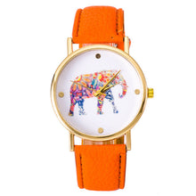 Eclectic Elephant Watch