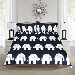 Duvet Cover Elephant