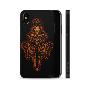 Kolakolli Elephant Wooden Phone Case
