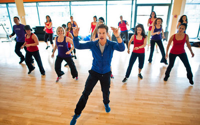 LA BLAST Workshop with Louis Van Amstel of DWS!